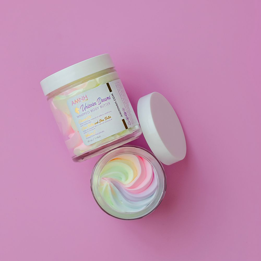 Unicorn Dreams Whipped Body Butter