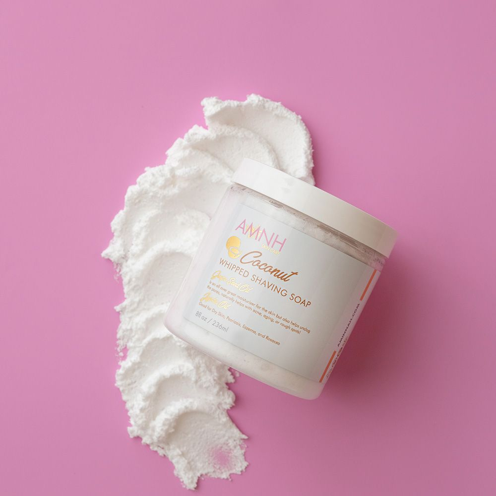 Coconut Whipped Soap